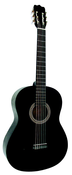 linksh nder gitarren klassische gitarre 4 4 ck 110l. Black Bedroom Furniture Sets. Home Design Ideas
